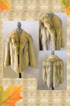 Https://www.etsy.com/listing/206624864/vintage-fur-coat-jacket-beige-fox-with @navyhoop