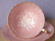 1950's Aynsley bone china tea set