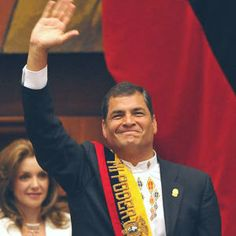 """#Ecuador President """"We Are Not A Colony"""" Stands Up To The Jackbooted British Gestapo"""