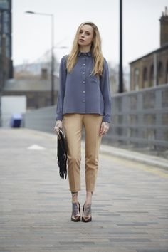 #personalshopper #trouser #camel #topshop