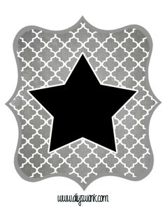 Gray_Black Star
