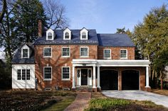Deluxe in Alexandria - traditional - exterior - dc metro - by Erin Hoopes