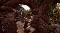 """Ghost of a Tale is back at the top of my radar: One day, we'll get to play Ghost of a Tale. It'll be glorious. Lionel """"Seith"""" Gallat and…"""