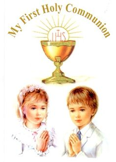 Activities for Kids for Holy Communion | The Classroom