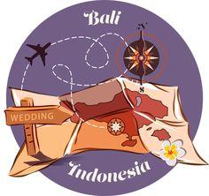 Wedding invitation Illustrations for a web-site&print
