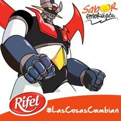 ¿Recuerdan el nombre de este intrépido personaje? #LasCosasCambian