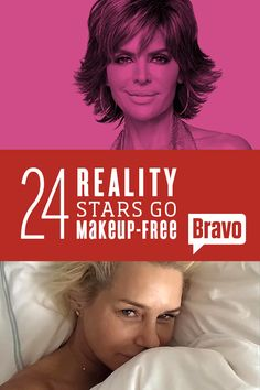 Ever wondered what your favorite reality stars looked like without all that makeup? Now's your chance to find out!