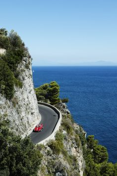 Hairpin bends of Amalfi coast. Lonely Planet