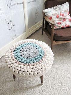 linspiration fabuleuse linspiration crochet tabouret de sicle milieu du sicle crochet gratuit crochet tricot ide de crochet crochet dcor