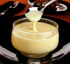 Ingredientes  6 colheres de sopa de leite em pó desnatado  3 colheres de adoçante culinário  150 ml de leite desnatado  Modo de Preparo:  Bata todos os ingredientes no liquidificador por cerca de 4 minutos, coloque em um pote com tampa