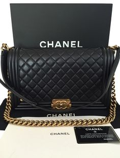 cb50b56dba30bb Chanel Le Boy 11