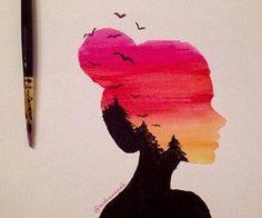 Image shared by Lulu_ly. Find pictures and videos about Bild geteilt durch Lulu_ly. Finden Sie Bilder und Videos über Mädchen, Schöne… Image shared by Lulu_ly. Find pictures and videos about girls, beauty and art on …. Girly Drawings, Cool Art Drawings, Art Drawings Sketches, Easy Drawings, Pencil Drawings, Beautiful Drawings, Colorful Drawings, Pencil Art, Drawing Ideas