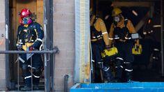 Crews resume search for survivors in Elliot Lake mall rubble