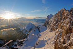 Dachstein Gletscher in Österreich - Dachstein glacier in Austria - by Herbert Raffalt Mount Everest, Mountains, Beautiful, Nature, Travel, Image, Nice Asses, Naturaleza, Viajes