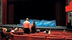 Informando24Horas.com: Las goteras en el TN casi arruinan ballet