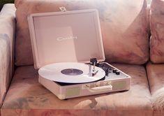 Crosley UO Exclusive Tan Velvet Cruiser Bluetooth Record Player #electronic Bluetooth Record Player, Record Players, Dorm, Velvet, Electronics, Image, Dormitory, Dorm Room, Consumer Electronics