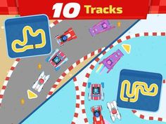 Wubbzy's Race Car - an interactive storybook (about 16 pages long, 2 reading modes) featuring TV series character Wubbzy and his friends. Extra activities include: a racing mini-game and a set of coloring pages. 6 Year Old Boy, Mini Games, Best Apps, Race Cars, Coloring Pages, Tv Series, Preschool, Racing, Activities