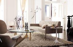 Tuxedo sofa- Design Within Reach
