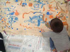 Grupo de juego para trabajar los celos infantiles con Crecer Juntos con Arte