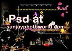 psd flower and lines Photoshop Photos, Adobe Photoshop, Marriage Photo Album, Album Design, Wedding Album, Indian Weddings, Wedding Flowers, Studios, Films