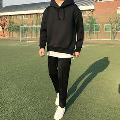 Korean Fashion Men, Korea Fashion, Asian Fashion, Korean Outfits, Trendy Outfits, Fashion Outfits, Look Girl, Mens Clothing Styles, Swagg