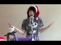 What's This? cover *Nightmare Before Christmas* - Jordan Sweeto