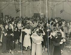 Wedding Goal: More fun than verdi Club on New Years Eve 1955!!