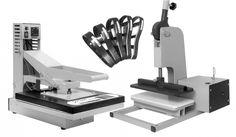 Maquina de fazer chinelo manual (compactada)   maquina de estampar chinelo   (kit com 6 facas )