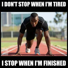 Tired, Soreness, Pain, Sacrifice...its all apart of what you will feel when you're striving to be committed to your health and fitness in a world that doesn't always promote or even appreciate your dedication. If you stop because of it, you are shortchanging yourself in the most important ways. Keep fighting and moving forward. #NeverFinished