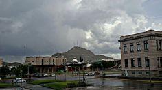 Continuarán chubascos con tormentas muy fuertes en Chihuahua | El Puntero