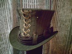 Phineas Top Hat By GypsyLadyHats on Etsy.