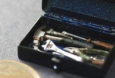 Miniature Tool Box - Nunu's House