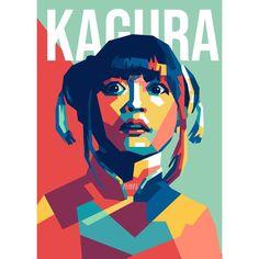 KAGURAAAA! #fanart #gintama #kannahashimoto  Wpap @pensilkurva . . . . . . . . . #design #vector #wpap #digitalart #fanart #cartoon #colorful #line #designer #illustration #instagram #likeforlike #latepost #instagood #drawing #popart #art #artistsoninstagram #artist #creative #kagura #liveaction #gintamacosplay #gintamaanime #japan #jump #shounen @gintama_kocak @kagura___gintama @gintama_indos @japanesestation @gintama_official_ Pop Art Face, Live Action, Digital Art, Cosplay, Poster Prints, Cartoon, Drawings, Gin, Metal