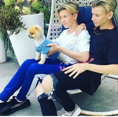 Marcus ,Martinus and jiffpom . I love you martinus 😍😍😍😍 Marcus Y Martinus, Jiff Pom, Mike Singer, Dream Boyfriend, I Go Crazy, M Photos, Pictures, Gif Photo, Love U Forever
