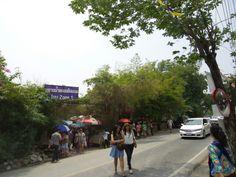 Floating market Klongladmayom