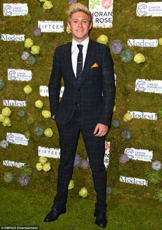 Generous: One Direction star Niall Horan added another string to his bow on Sunday as he o...
