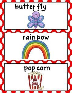 Compound Word Foldable and Word Cards by Carolyn Alexander | TpT