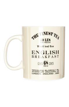 Mug en céramique XL Traditional Tea