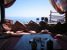 Dahab restaurant, Egypt
