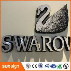 Wholesale waterproof store front sign type outdoor sign letters LED Electronic Signs, Sign Letters, Outdoor Signs, Led, Type