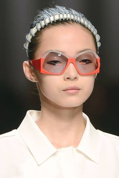 Fendi Spring 2013 Source http://www.thewellappointedcatwalk.com/2012/09/devil-in-details-fendi-spring-2013.html