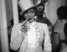 We Had Faces Then — jeannemoreau: — List of my favourite actresses... Marlene Dietrich, Classic Hollywood, Cowboy Hats, Ruffle Blouse, Actresses, Faces, Searching, Muse, Beautiful
