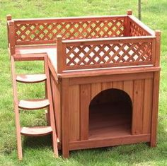 Your dog will love it. Build it today! - http://youtu.be/CT75Bzi_BL0