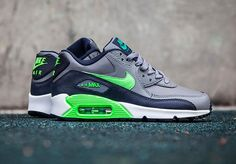 "NIKE AIR MAX 90 ""SEAHAWKS"" FOR KIDS"
