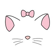 Check out this awesome 'Marie+Aristocats+Minimalist' design on Marie Aristocats, Aristocats Tattoo, Cat Wallpaper, Cute Wallpaper Backgrounds, Disney Wallpaper, Disney Minimalist, Minimalist Design, Marie Cat, Disney Sleeve