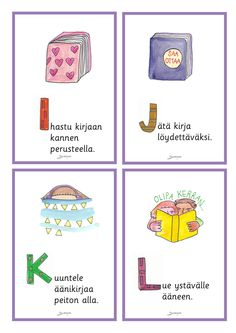Julisteet - Värinautit Finnish Language, Pre School, Toddlers, Kids, Pictures, Young Children, Young Children, Photos, Little Boys