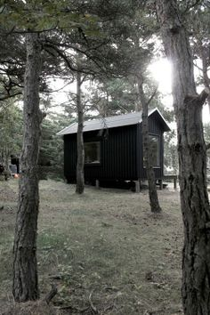 WABI SABI Scandinavia - Design, Art and DIY.: A small retreat in the middle of nowhere