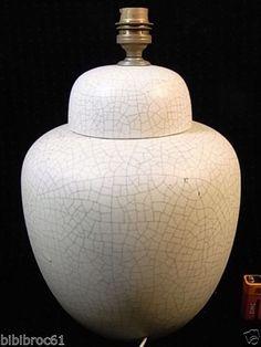 c ramique art d co ours polaire style pompon modernisme objet vitrine craquel. Black Bedroom Furniture Sets. Home Design Ideas