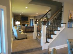 Basement Photos Design Ideas, Pictures, Remodel, and Decor - page 42