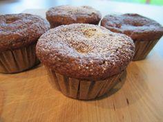 Stachelbeer-Kakao-Muffins